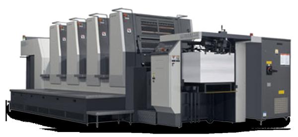 macchina da stampa offset